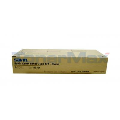SAVIN TYPE M1 TONER BLACK